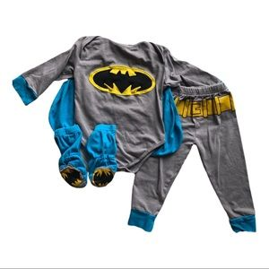 ⭐️6-12 Month Batman Costume Outfit